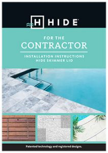 HIDE Contractor Installation instructions
